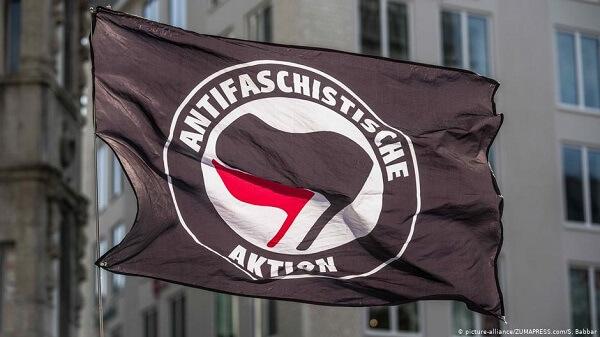 Antifa a terrorist organization