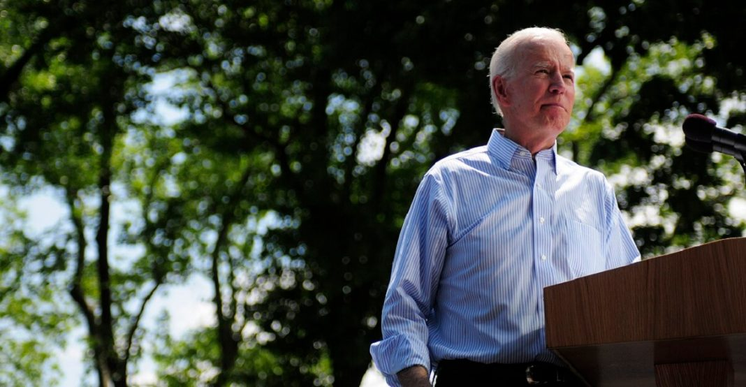 Authorities Report That a Teen with a Van Full of Guns Had a Checklist Note to 'Execute' Joe Biden