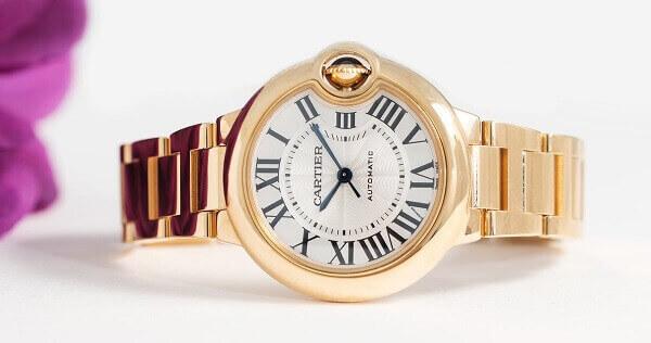Cartier was a wristwatch