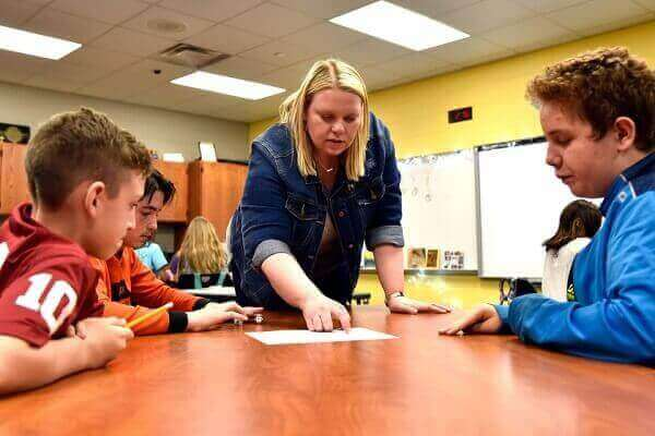Climate change education in Virginia is falling, claims a national report