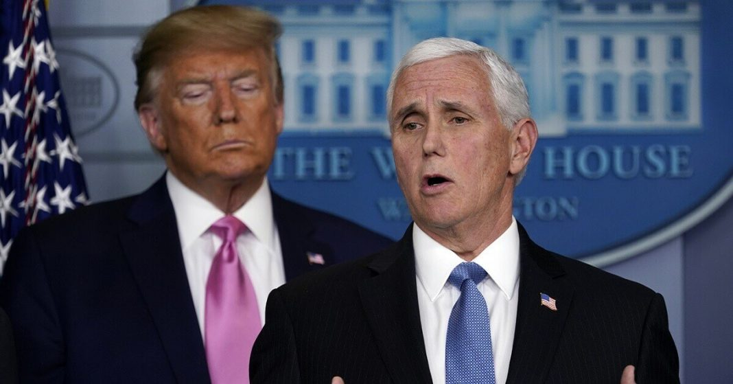 Vice Presidential Debate: Pence defends Trump and destroys Biden's record