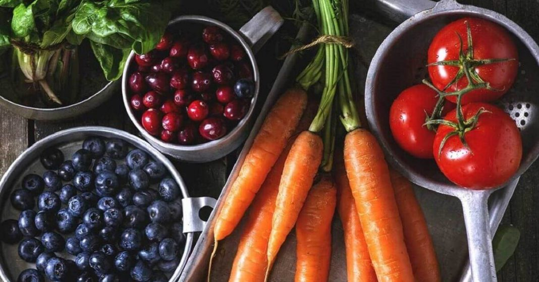 How to get all the nutrients your body needs from vegetables