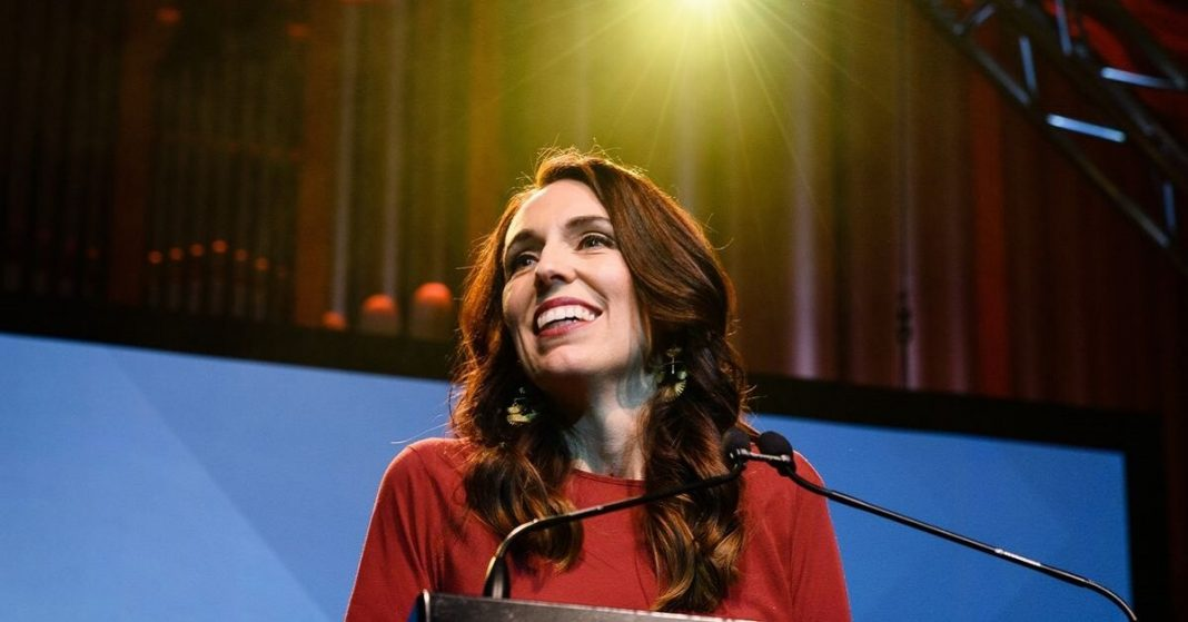 Lessons for the U.S. In Ardern's Election Victory