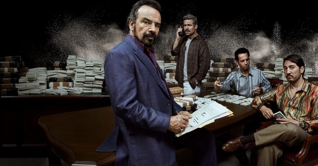 Narcos is among the most famous original series made by Netflix