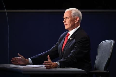 Pence has claimed that projects to carry out hydrofracking