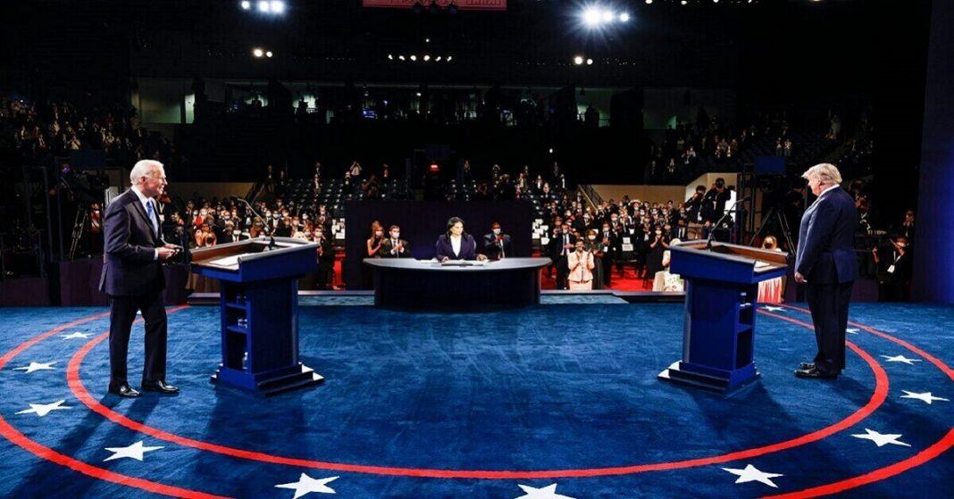 President Trump tweets 'Your 401ks will crash' with Biden