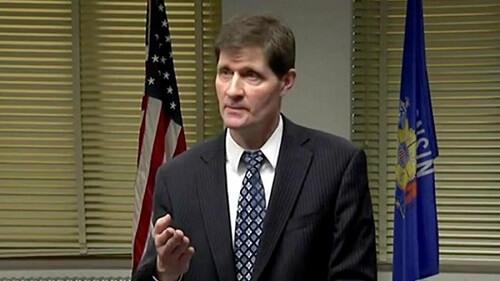 Prosecutor Chisholm