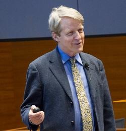 Robert Shiller, a finance professor at Yale