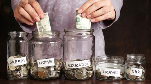 Saving money for rainy days is easier than you think