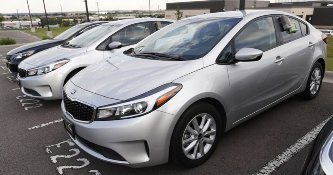 Subsidized Cars Helping Low-Income Families Climb Up