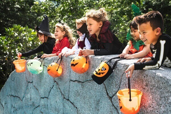 The US Getting Dose Of Sugar Rush By Halloween Candies