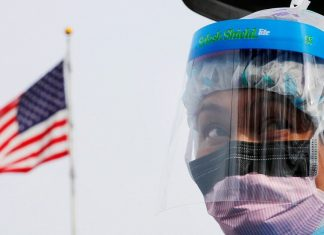 The pandemic accelerates in the US again with 18.5 percent increase in new cases