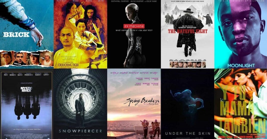 The top ranked Netflix movies of all time!