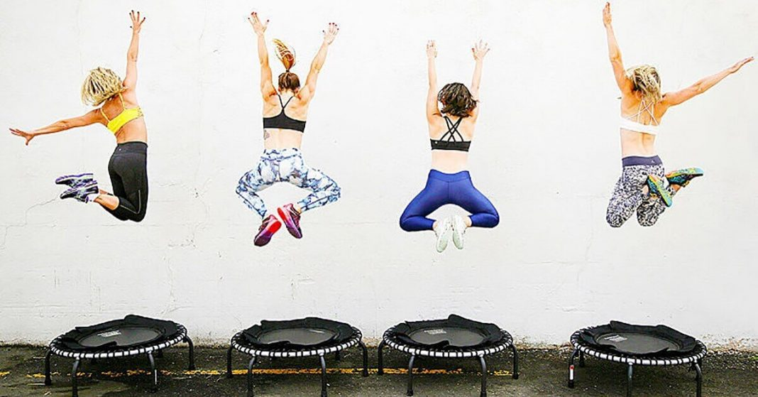 Trampoline Workout Trends You Should Follow For Healthy Living