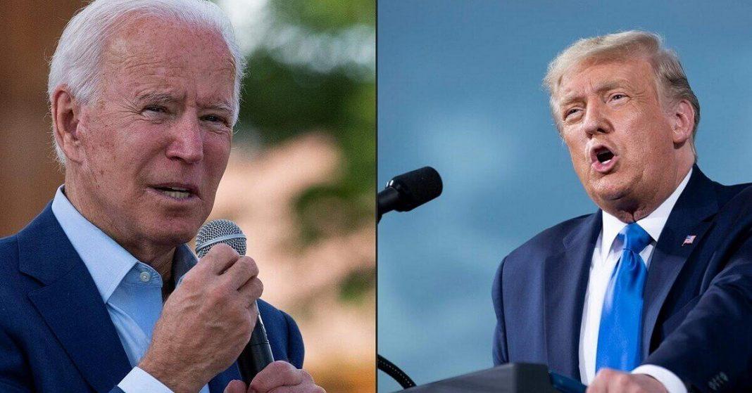 Trump wins the Presidential Debate in one Phrase: Joe, I've done more