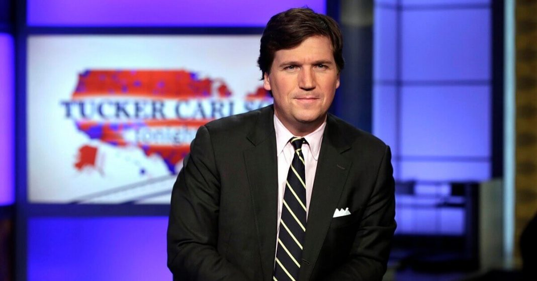 Tucker Carlson's Talk Show Makes History with Viewership Records