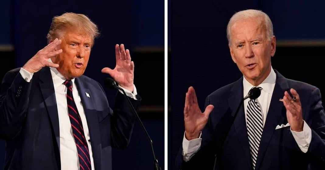 US Elections - The race between Trump and Biden divided America more than ever