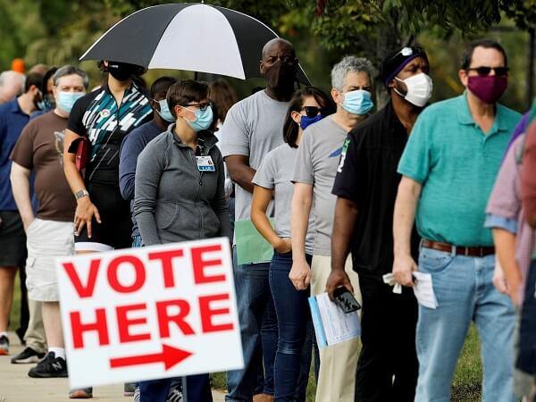 65 million Americans have cast their vote