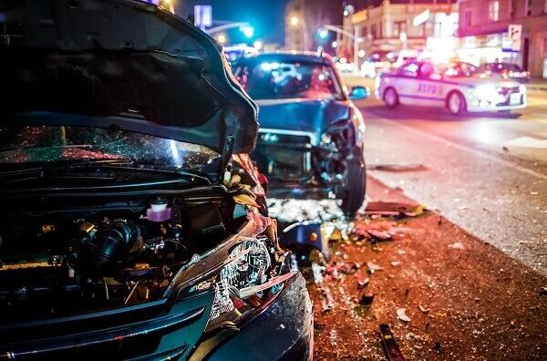 A Car Crashed Into A Bakery
