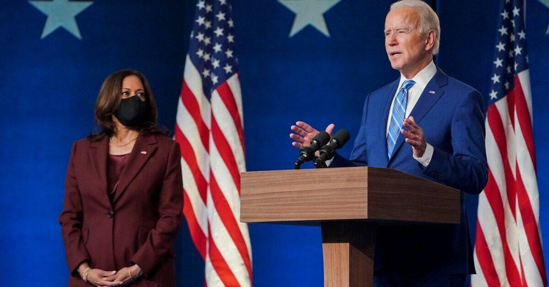 oe Biden Calls for Unity