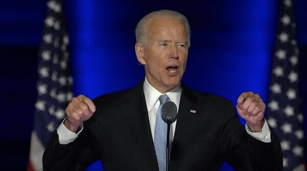 Joe Biden Calls for Unity