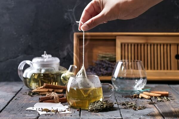 Brew your green tea