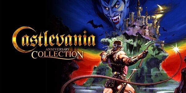 Animated show: Castlevania