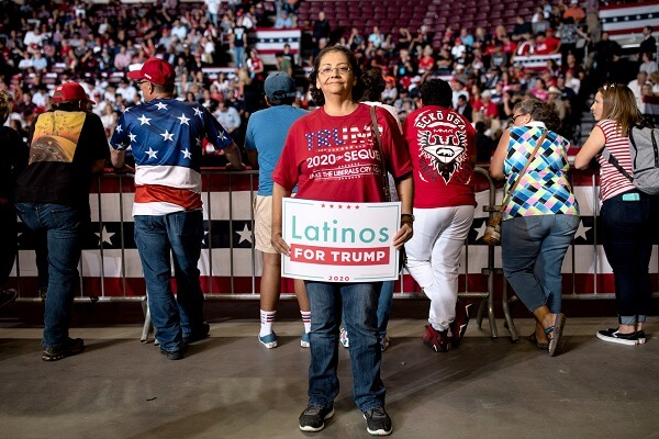 Changing Demographics: Latino support Republicans