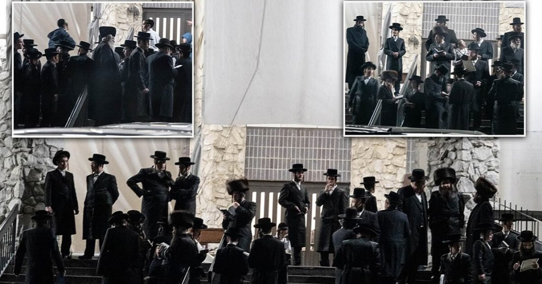 the Wedding Attended By 7,000 Jews