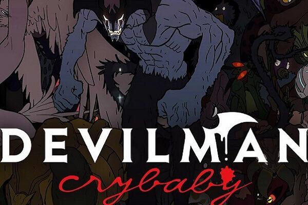 Animated show: Devilman Crybaby