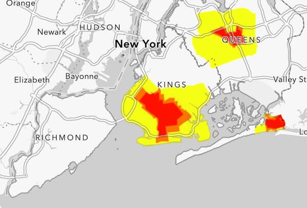 Prohibit 'Non-Essential Gatherings Of Any Size' In Red Zones1