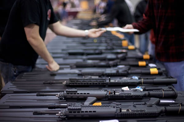 How Many People Die Every Year From Guns