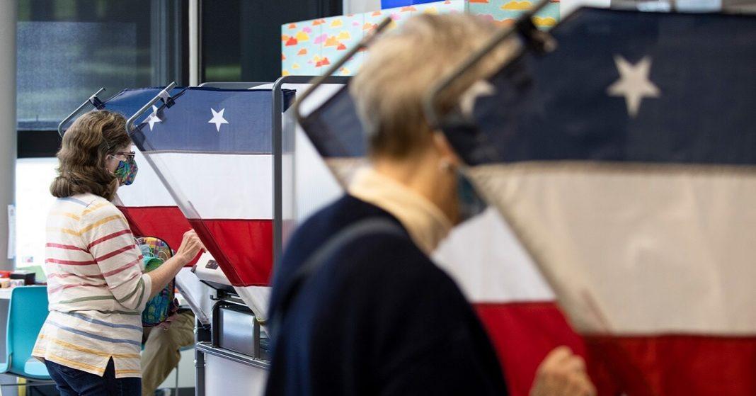 Hispanics Refused to Let Texas turn Blue