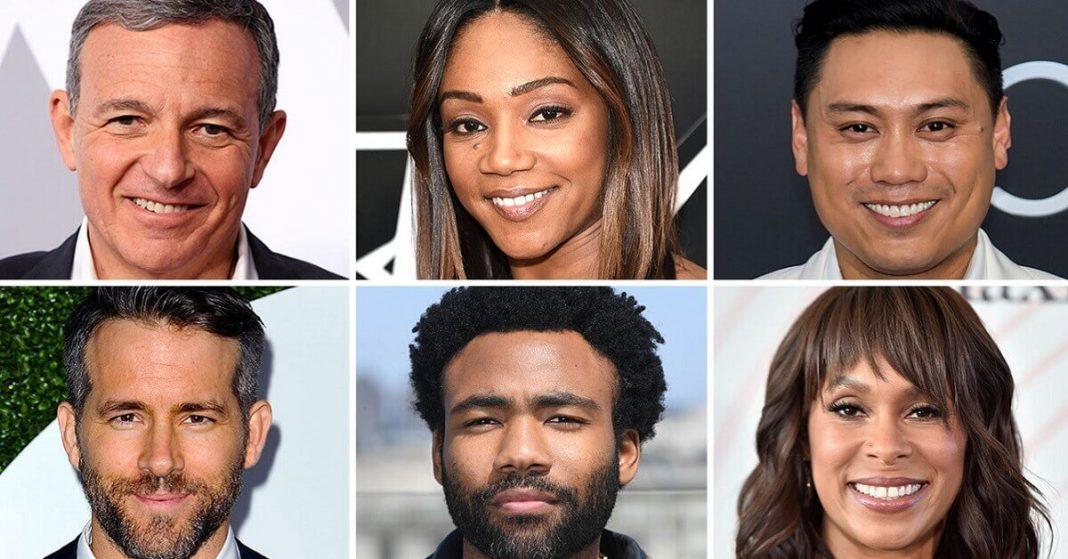 Powerful Hollywood Celebrities