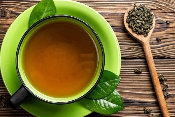 rink Green Tea