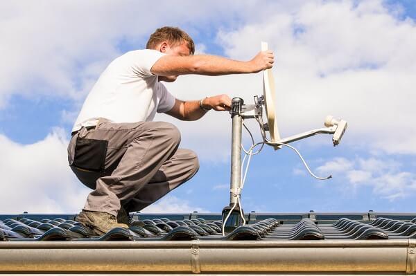 Installing A TV Antenna
