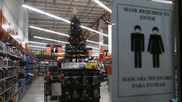 A Shrinking U.S. Economy