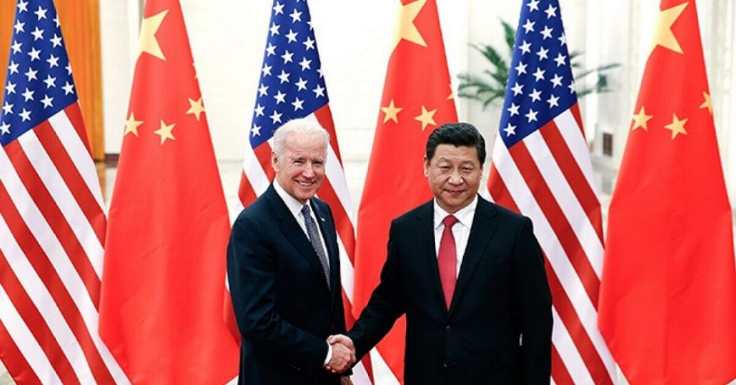 US collaboration with China