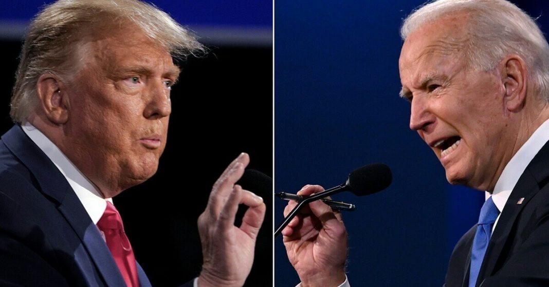 Joe Biden tells 3 Lies At Once