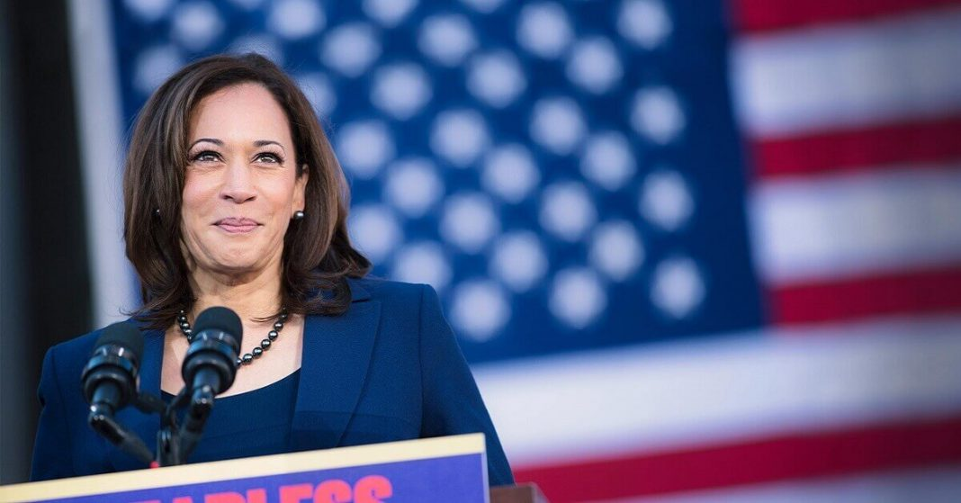 Kamala Harris Promotes Socialism Saying 'Equitable Treatment Means We All End Up At The Same Place'