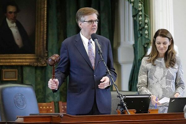 Lt. Gov. Texas Offers $1M for evidence of voting fraud