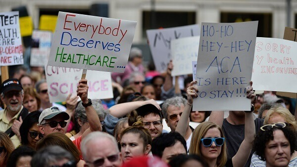 Millions of people will lose their health coverage if the Affordable Care Act is repealed