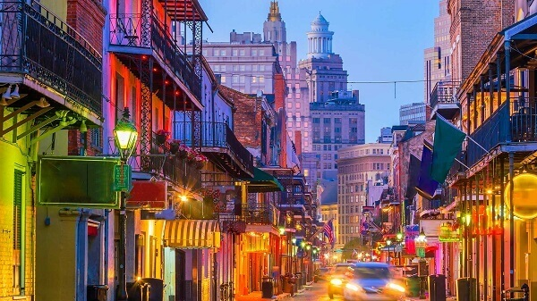 New Orleans view