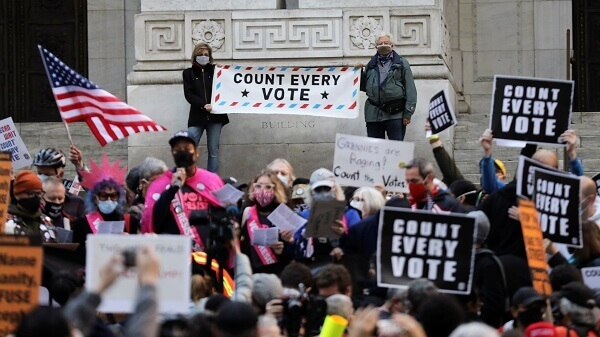 Arrests Made As Election Frenzy Continues And Hits Major Cities