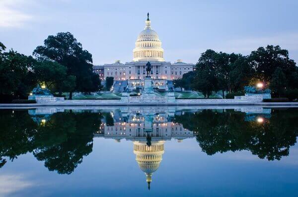 Washington D.C. beautiful view