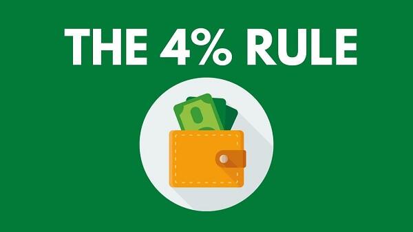 William began 4% rule