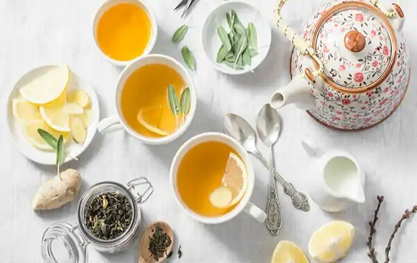 green tea flavors