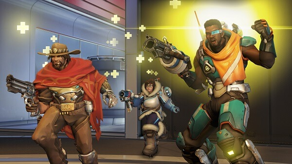 overwatch game heroes