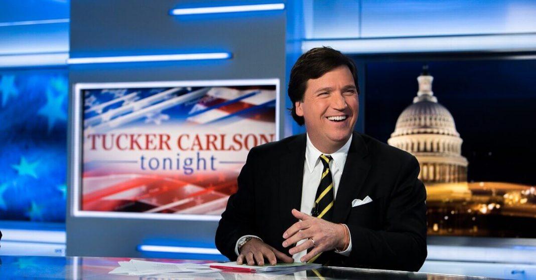 Tucker Carlson From Fox News