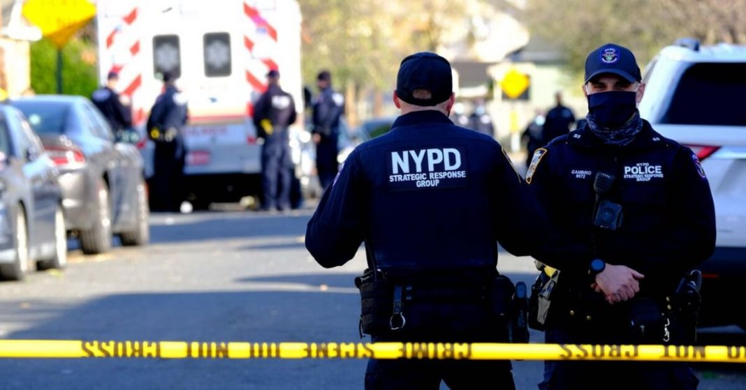2 NYC Police Officers Got Injured